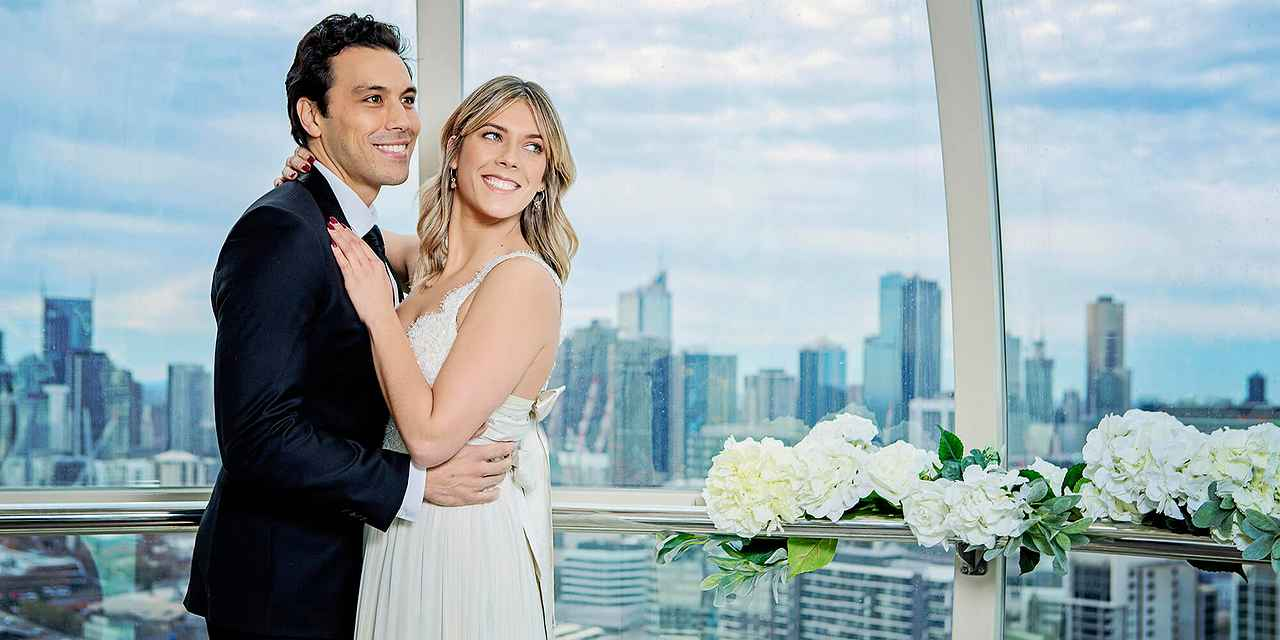 Melbourne Star Observation Wheel Weddings