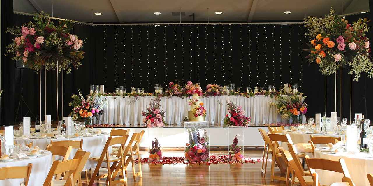 Wedding Reception Venue NSW - The Pavilion Kiama at Real Weddings
