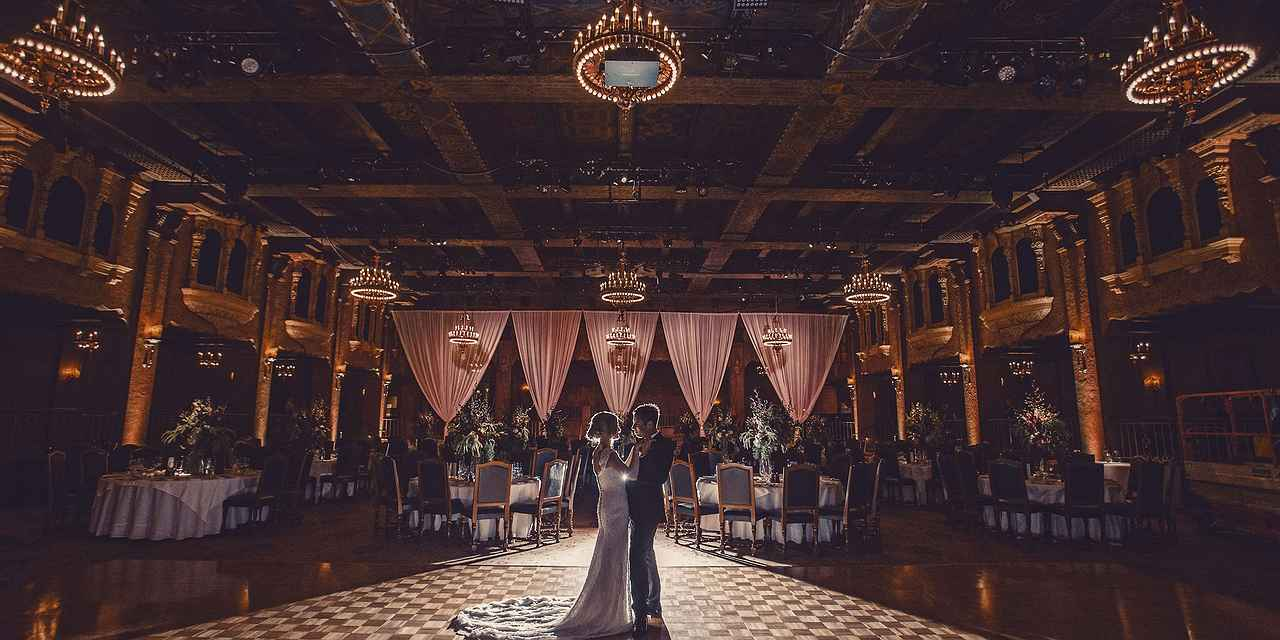 Plaza Ballroom Weddings