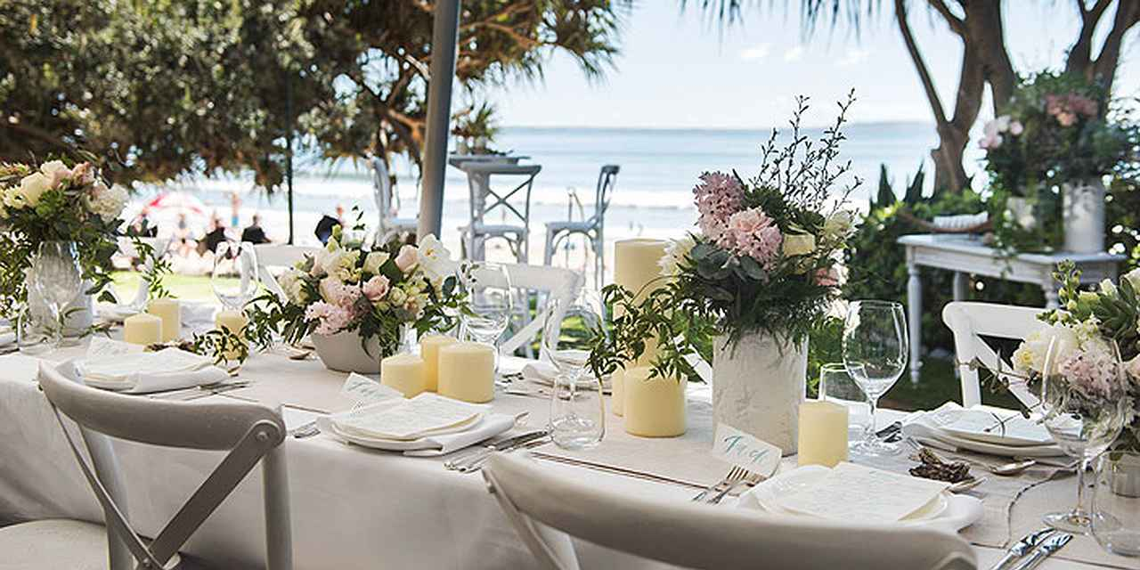 Weddings At Sails Restaurant Noosa
