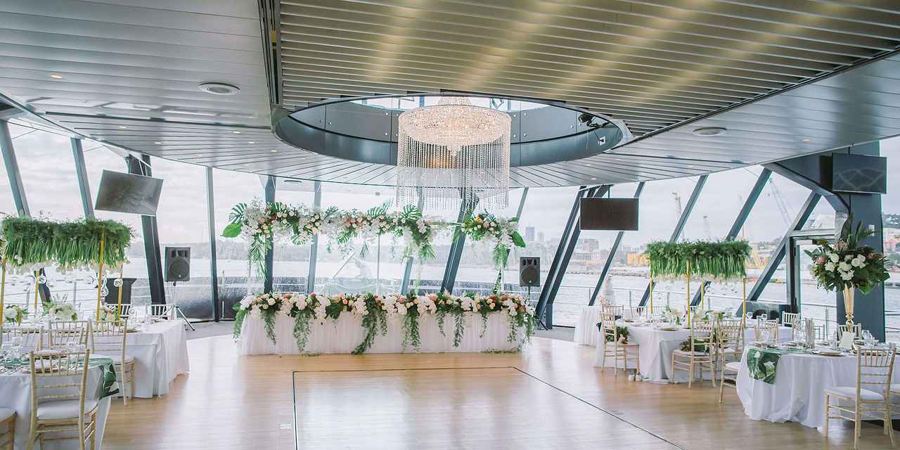 Starship Sydney & Starship Aqua Weddings