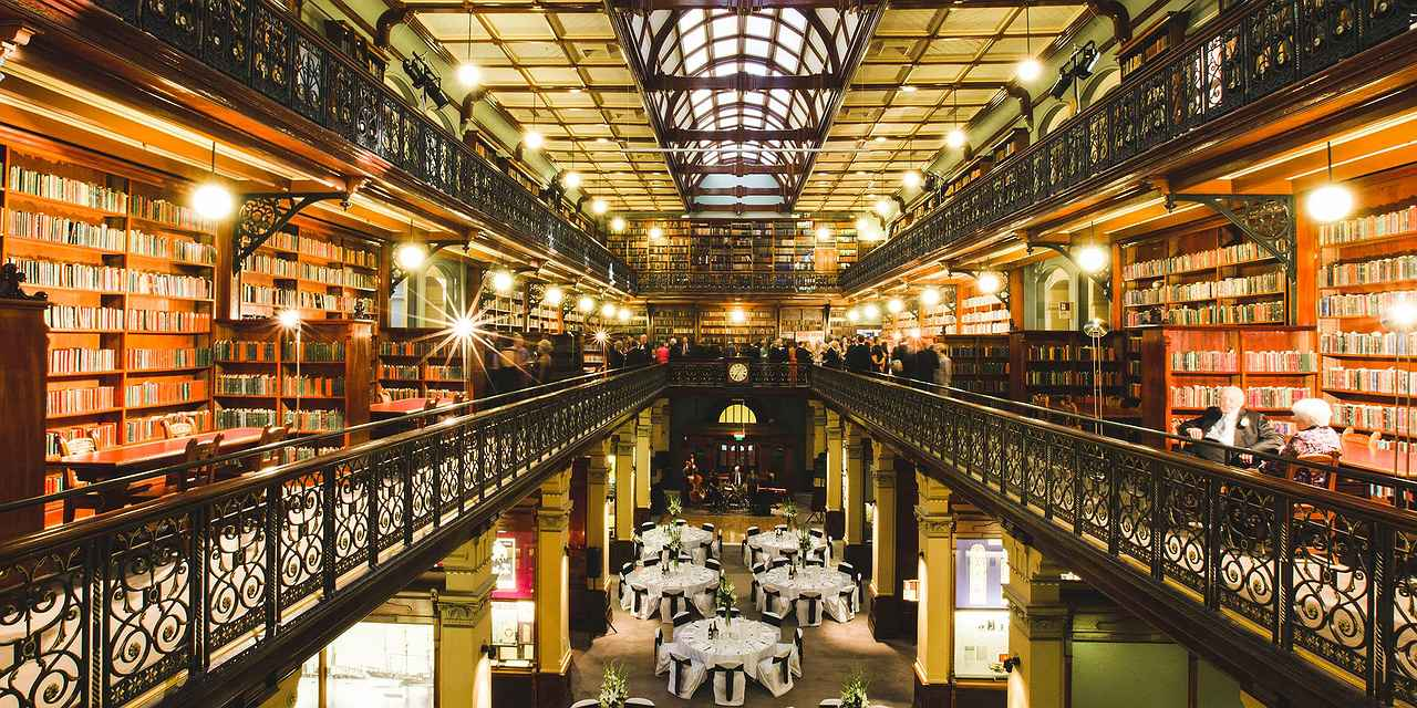 Weddings At State Library Of South Australia