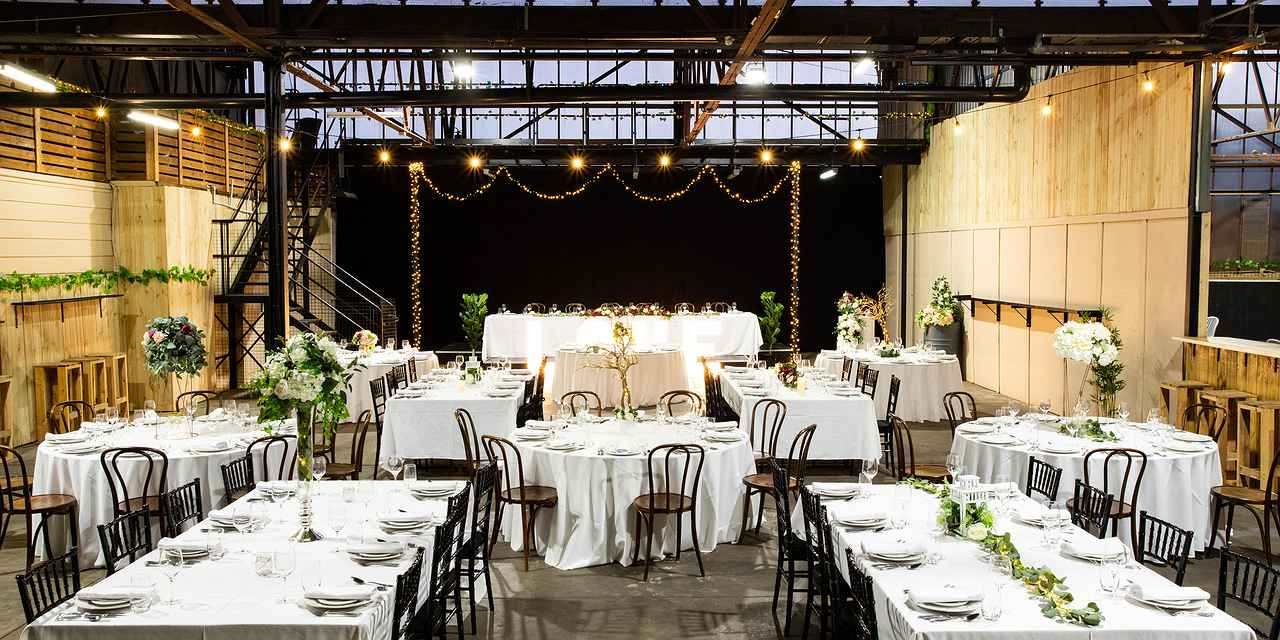 The Industrique Weddings