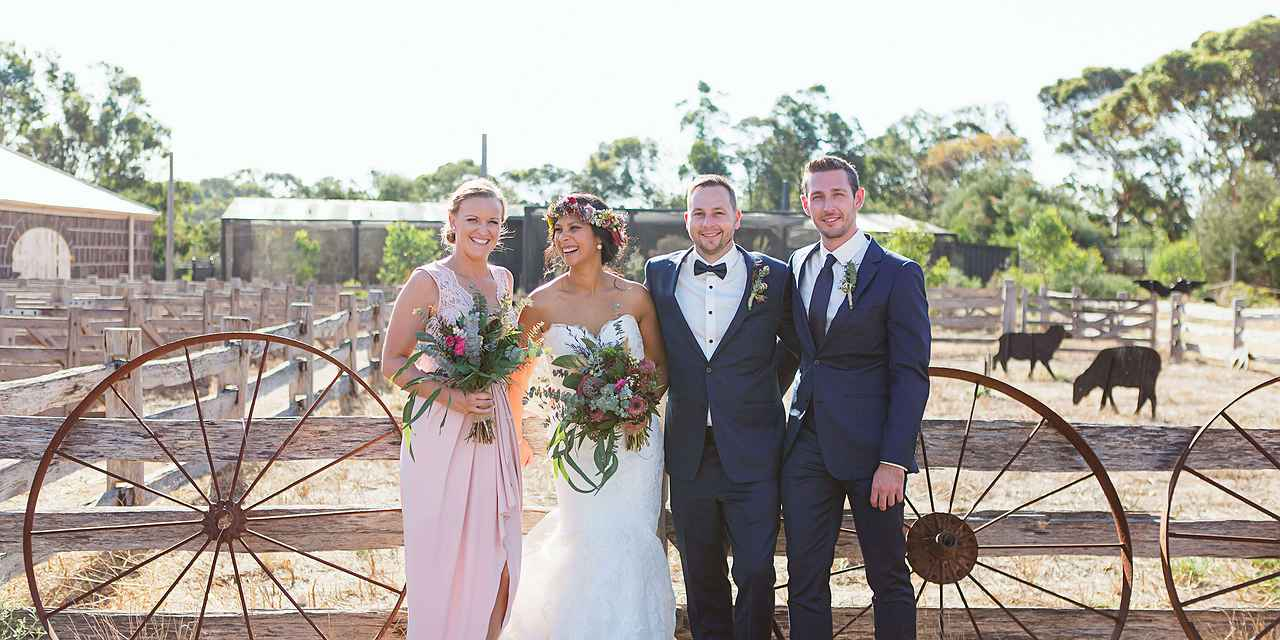 Werribee Open Range Zoo Weddings