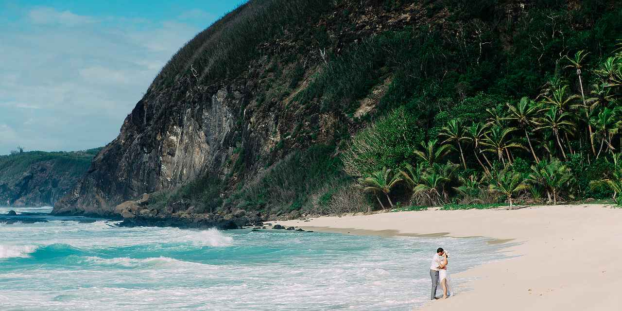 Yasawa Island Resort Wedding Venue