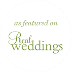 Real Weddings Logo