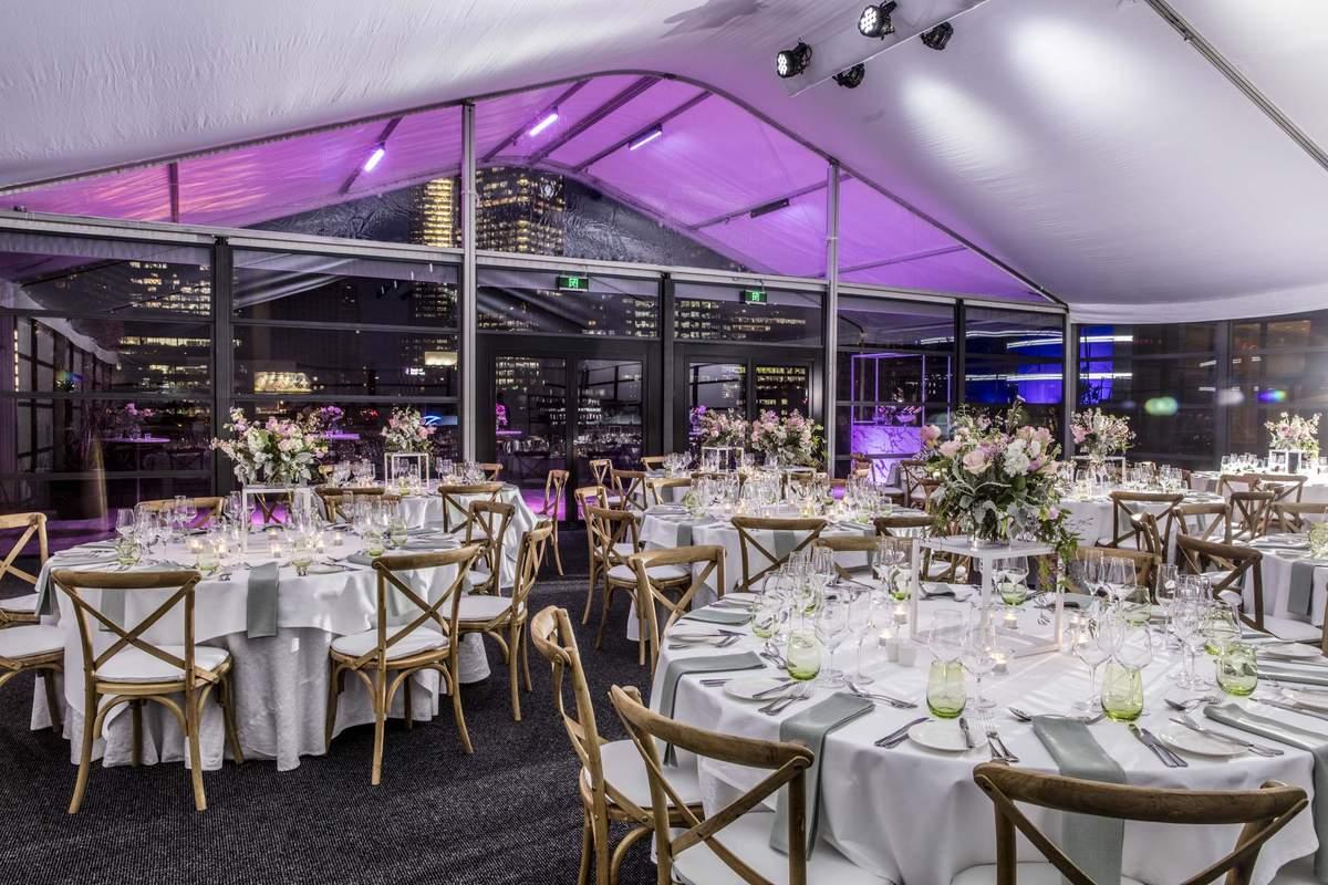 Real Weddings Melbourne: Crown Weddings Melbourne