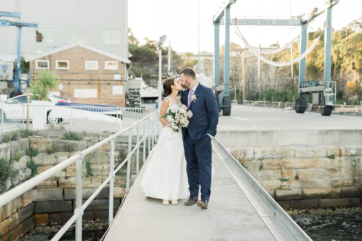 The Deckhouse | Sydney Wedding Venue | Real Weddings