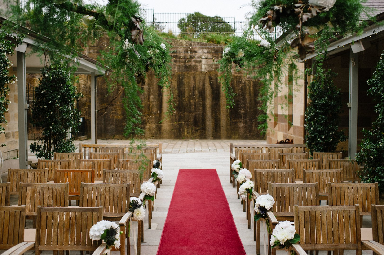 Gunners' Barracks Wedding Venue