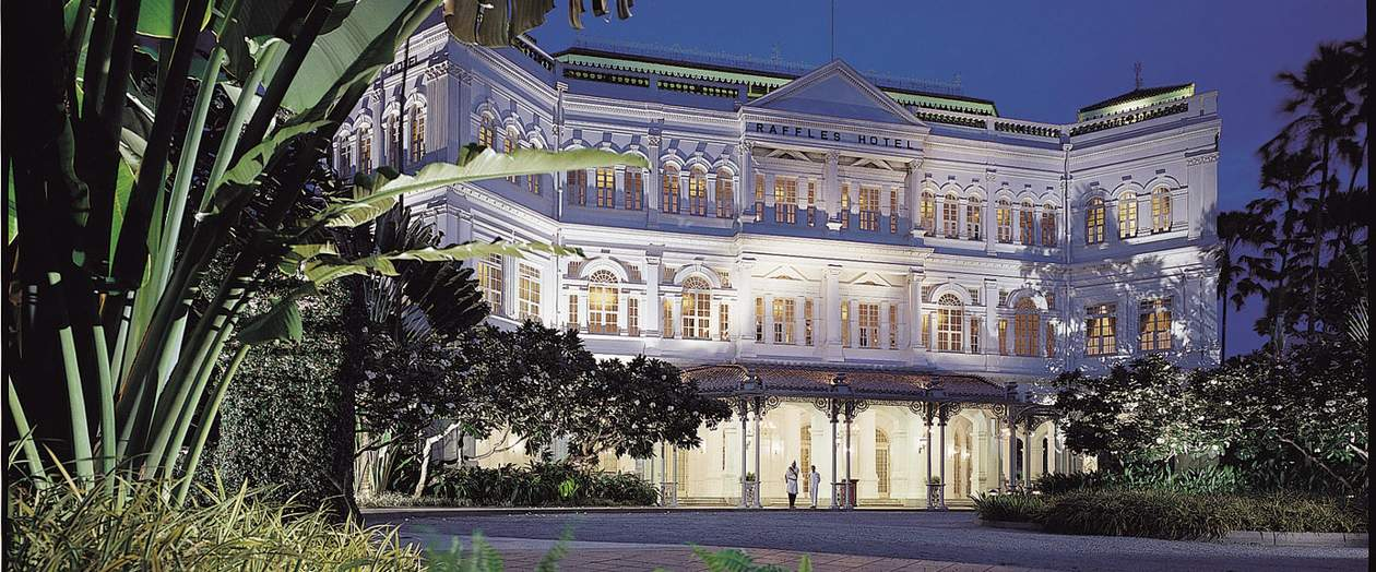 Raffles hotel singapore for Au jardin singapore wedding