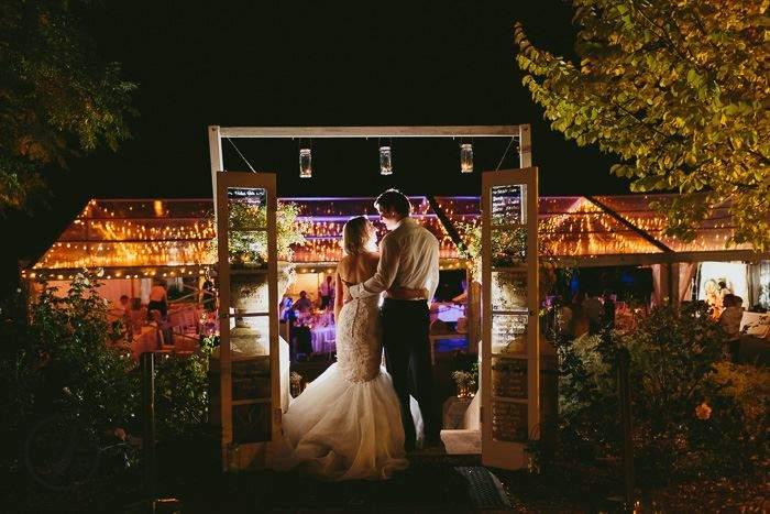 Laurelville wedding