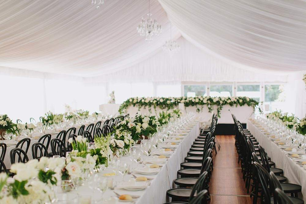 Weddings At Mansion Hotel Amp Spa Marquee