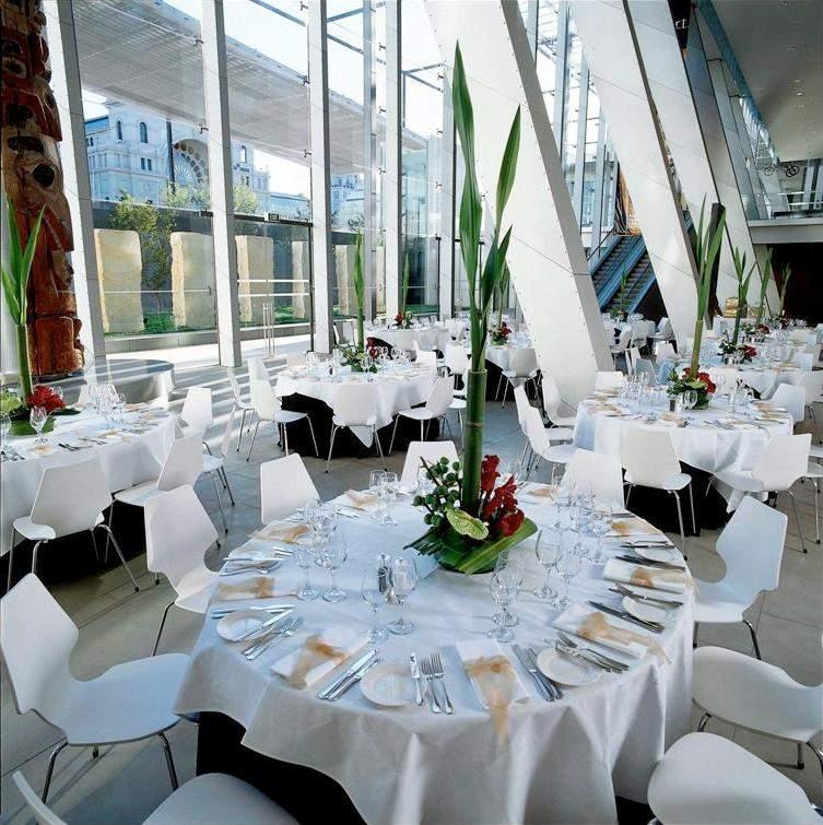 Weddings At Melbourne Museum