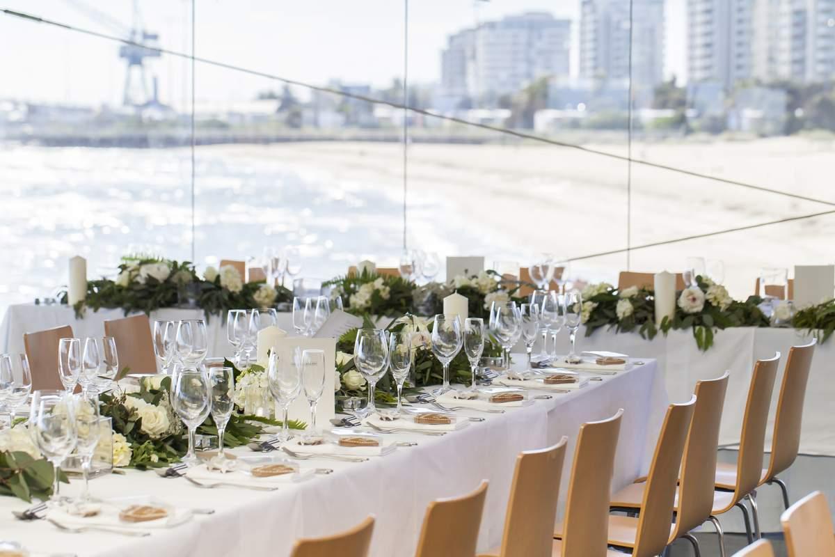 Port Melbourne Yacht Club Weddings