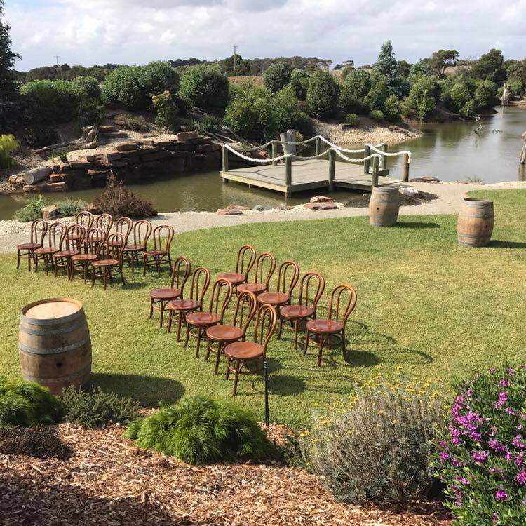 Indoor Wedding Ceremony Locations Perth: The Shearing Shed Weddings