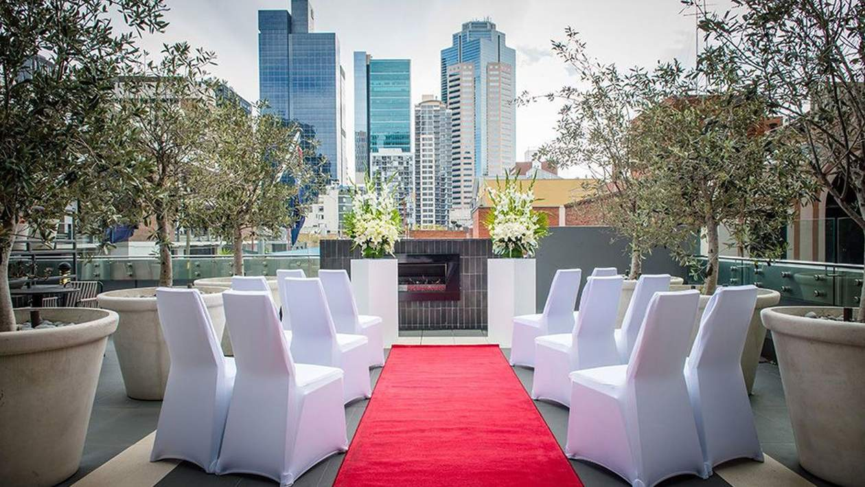 Weddings At Sheraton Melbourne Hotel