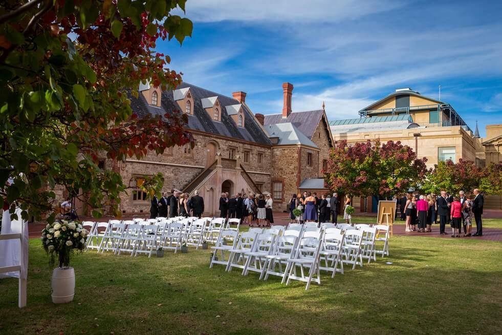 Adelaide Wedding Venues South Australian Museum Real Weddings