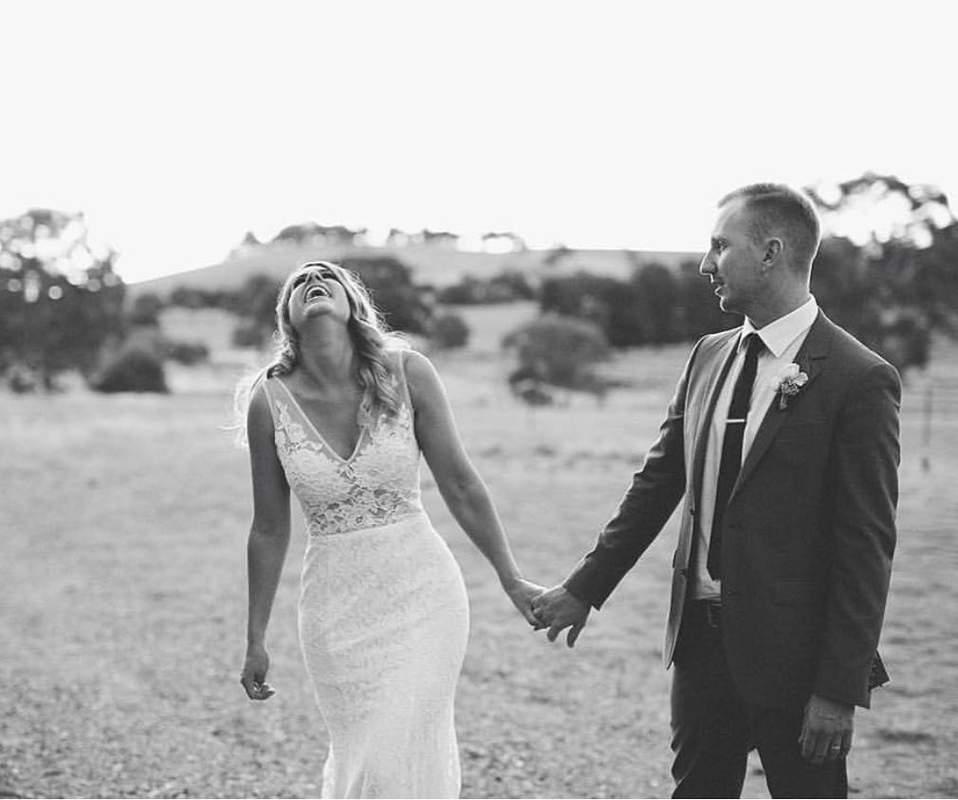 Real Weddings Tasmania: St Edwards Of The Riverina Weddings