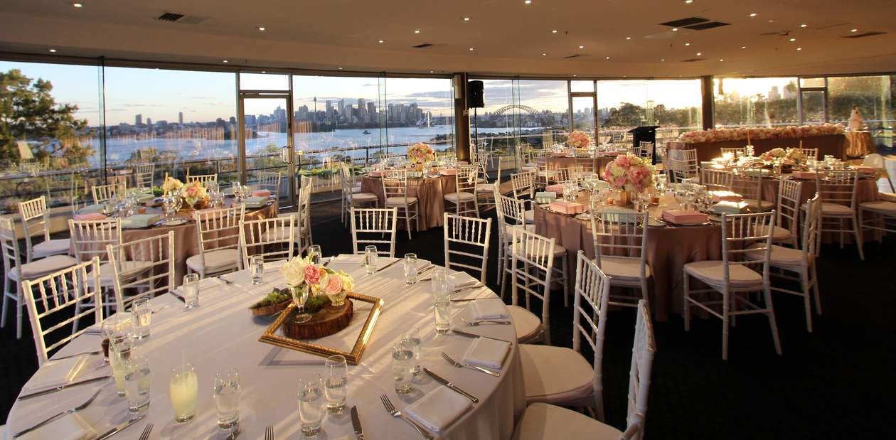 Weddings At Taronga Centre