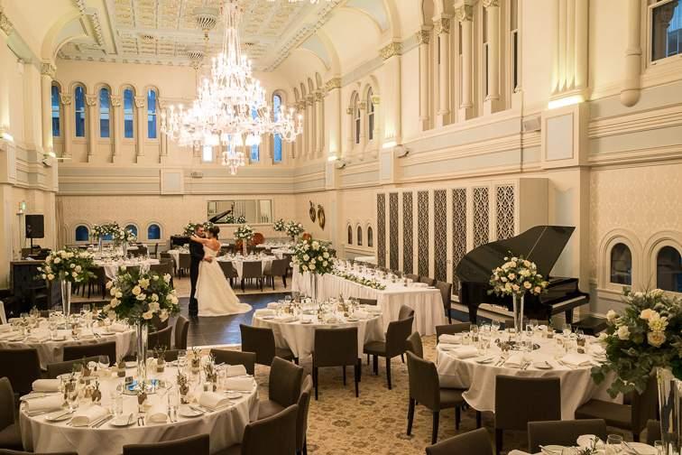 Tea Room Qvb Weddings