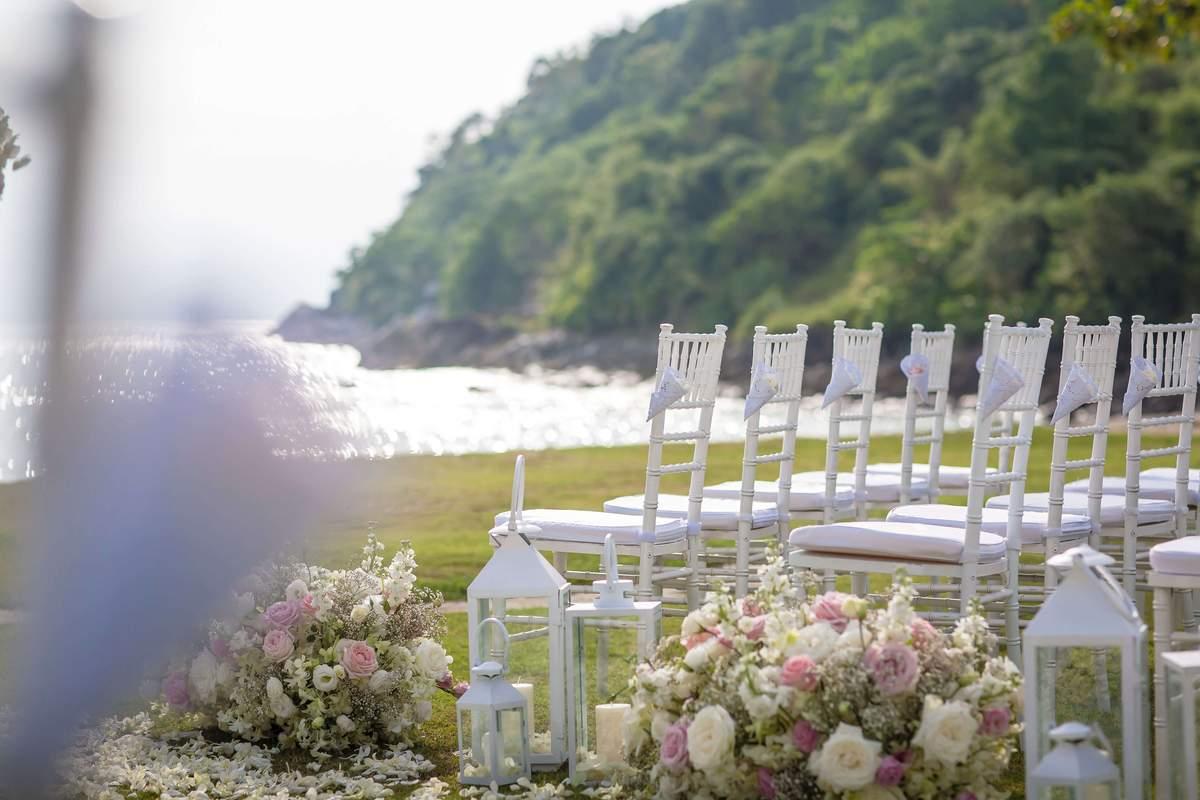 Weddings At Phuket Marriott Resort Amp Spa Merlin Beach