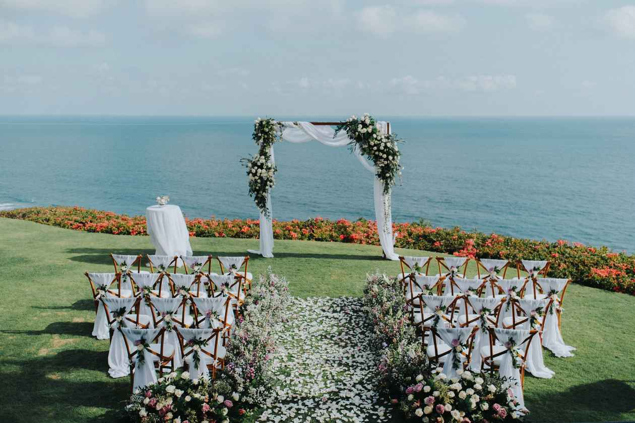 The Ungasan Clifftop Villas, Bali Weddings
