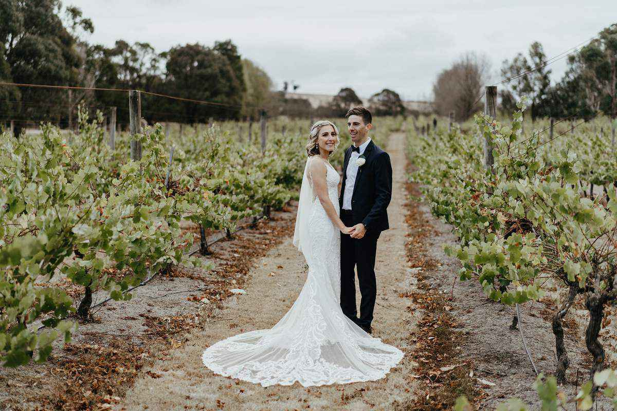Best Winery Weddings at Glen Erin at Lancefield