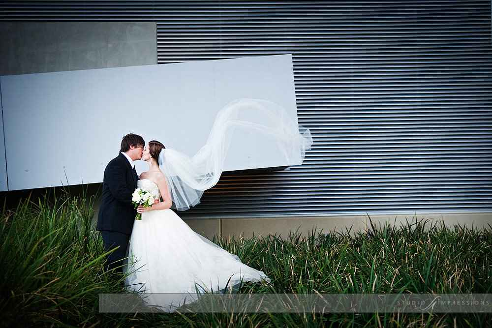 Sarah And Budhi's Wedding At Gallery Of Modern Art