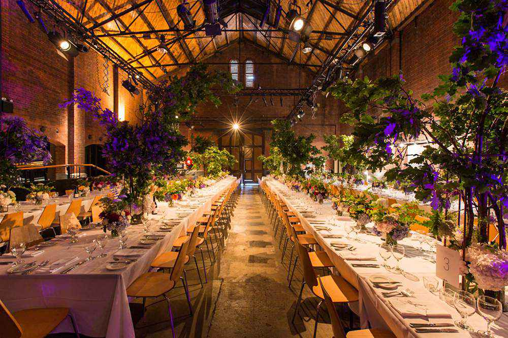 Best Wedding Venue in Melbourne - The Pumping Station