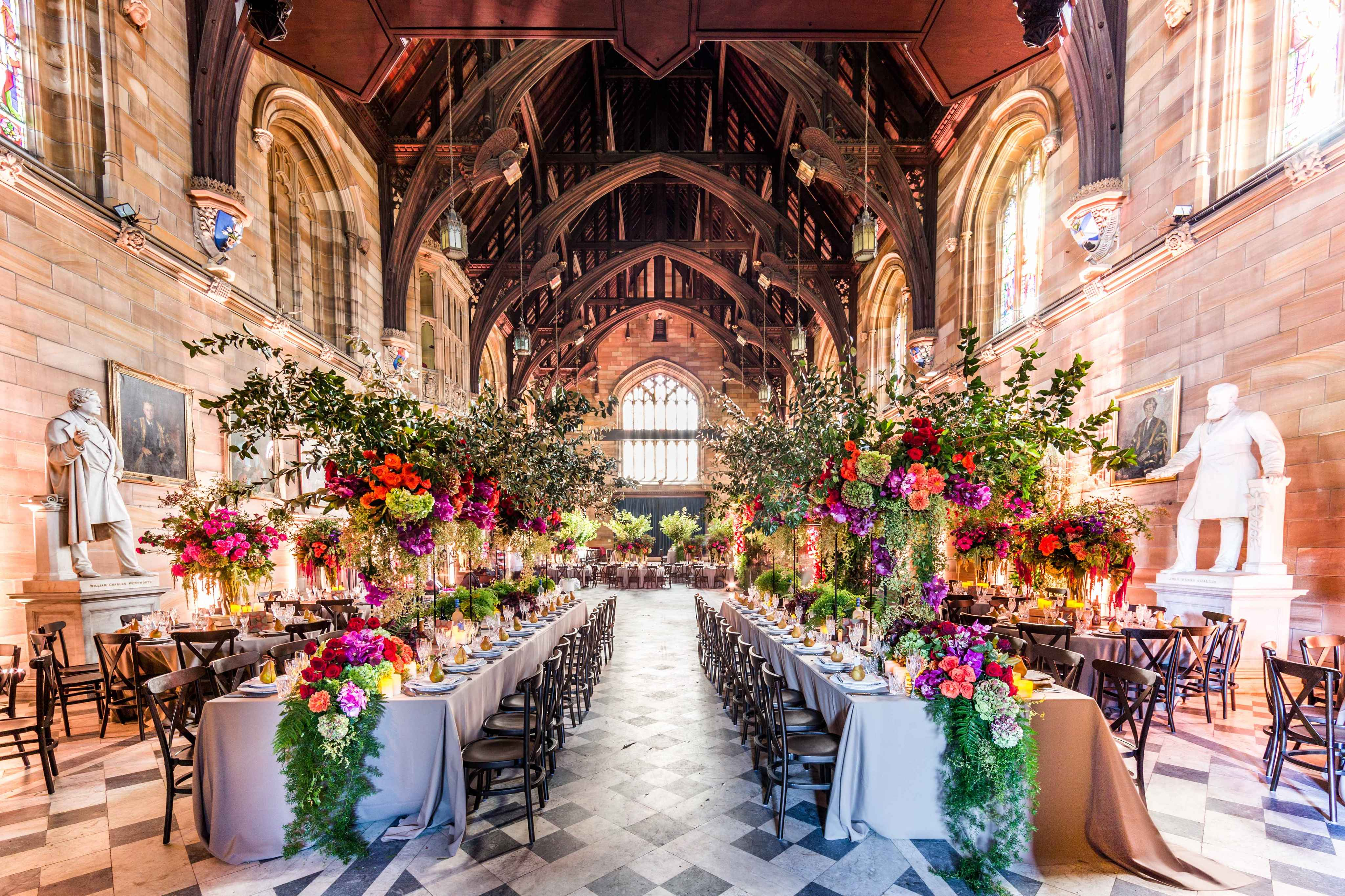 Sandy And Rods Wedding At The Great Hall Sydney University