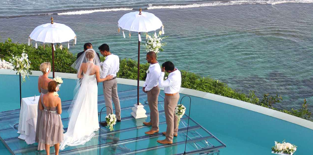 Karma Kandara, Bali Wedding Venue