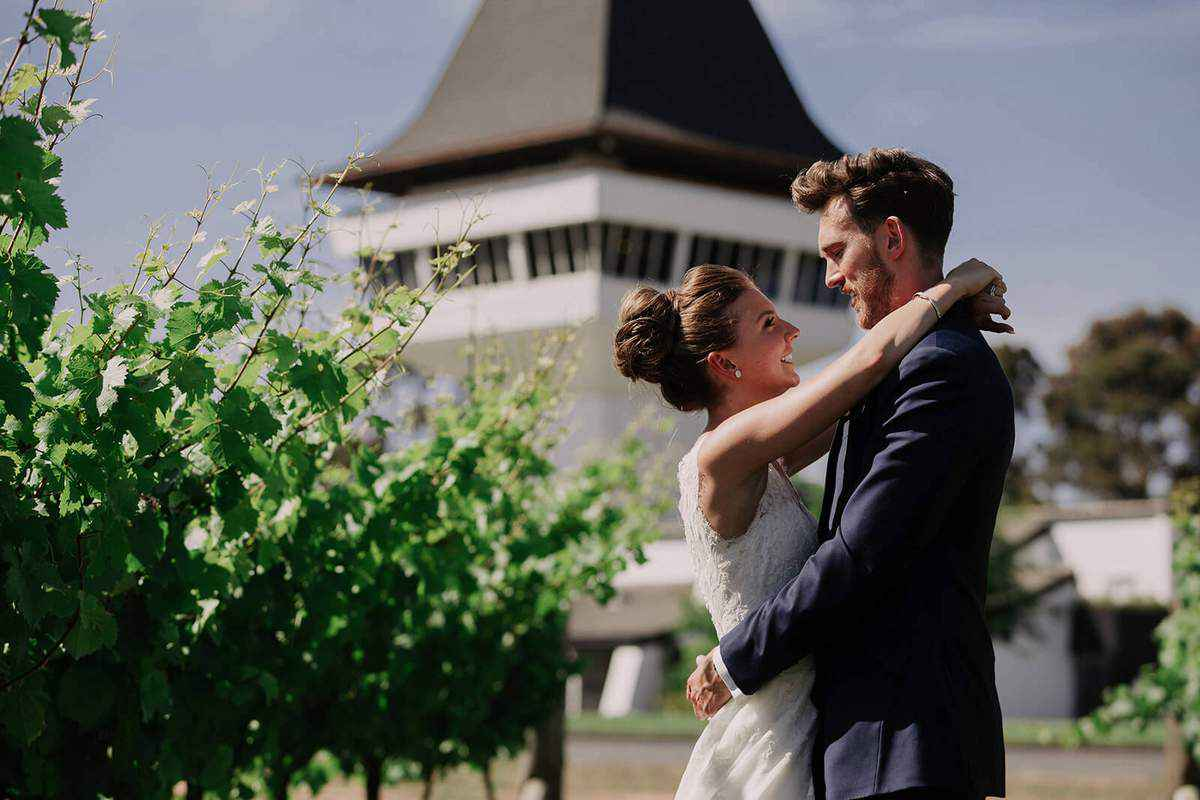 Best Winery Weddings at Mitchelton