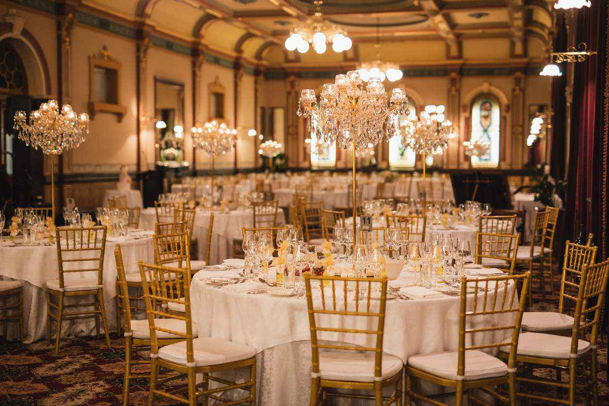 Best Wedding Venue in Melbourne - The Windsor Hotel
