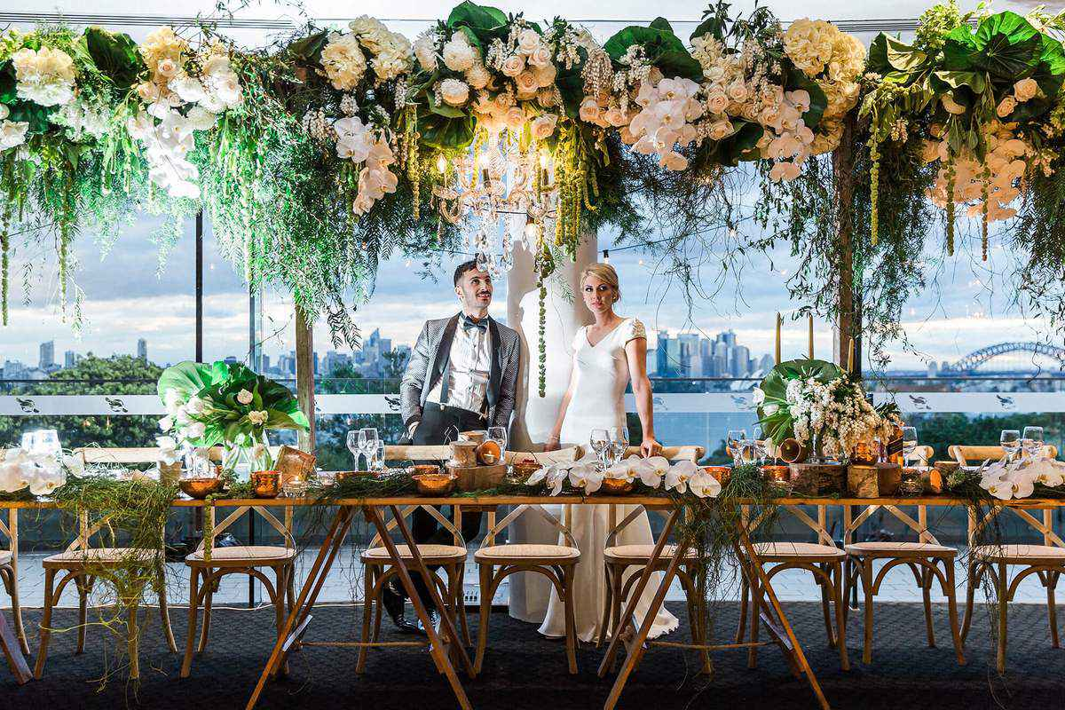 Best Wedding Venue in Sydney - Taronga Centre