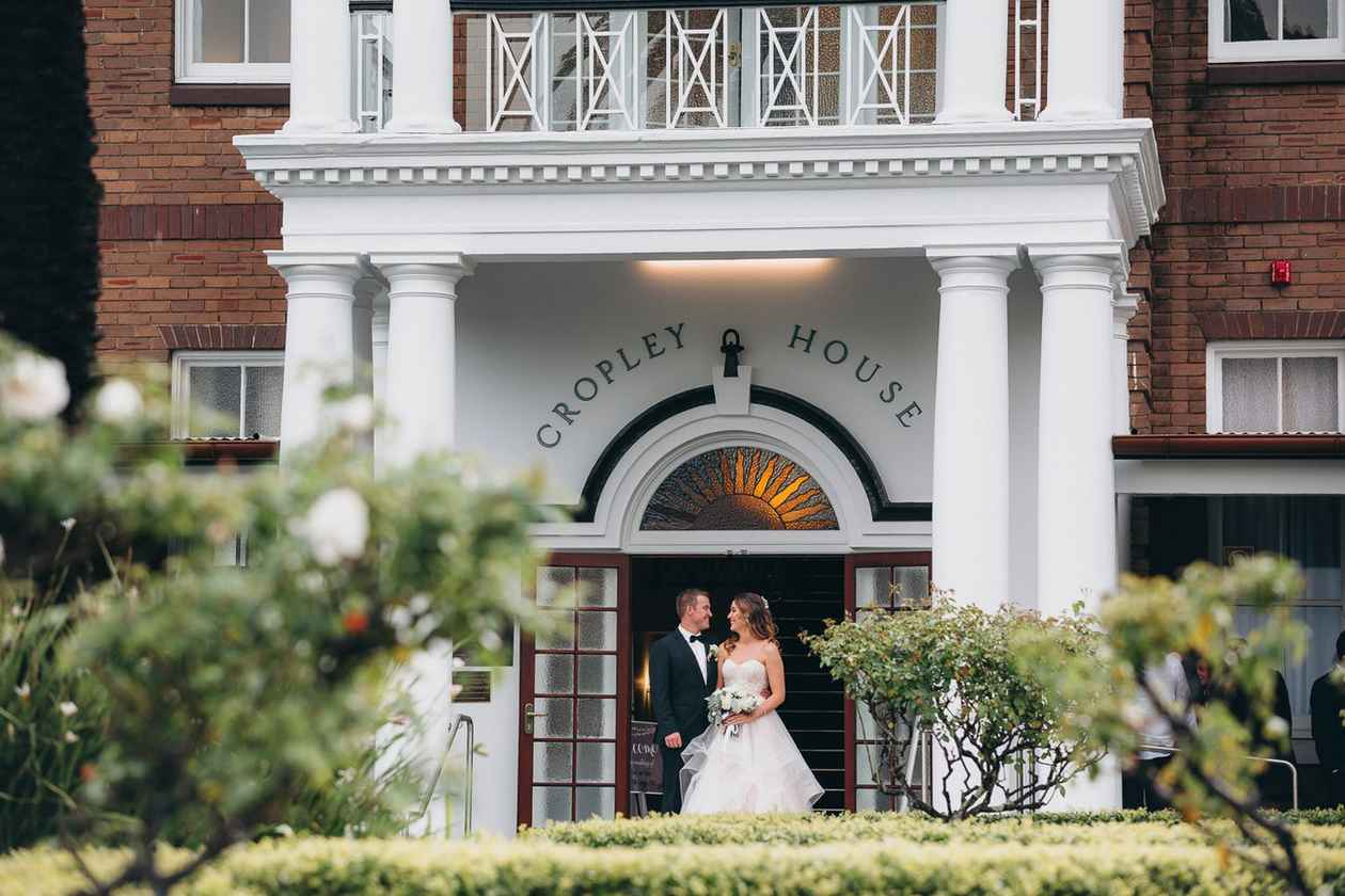 Unique Weddings at Cropley House
