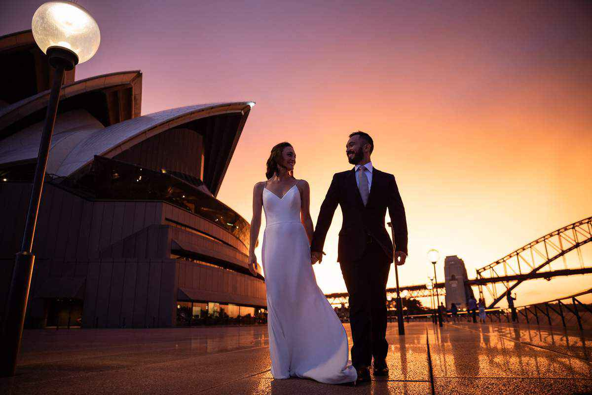 Best Wedding Venue in Sydney - Sydney Opera House, Yallamundi Rooms