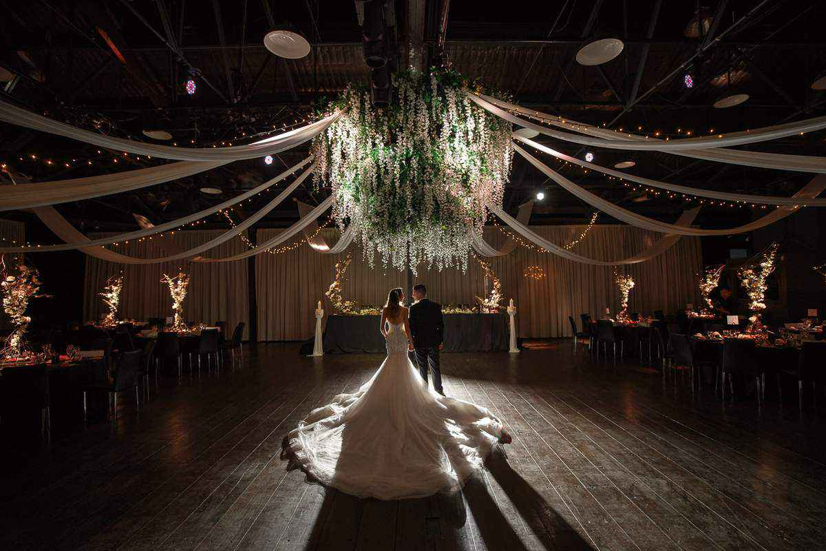 Warehouse Weddings at Showtime Events Centre