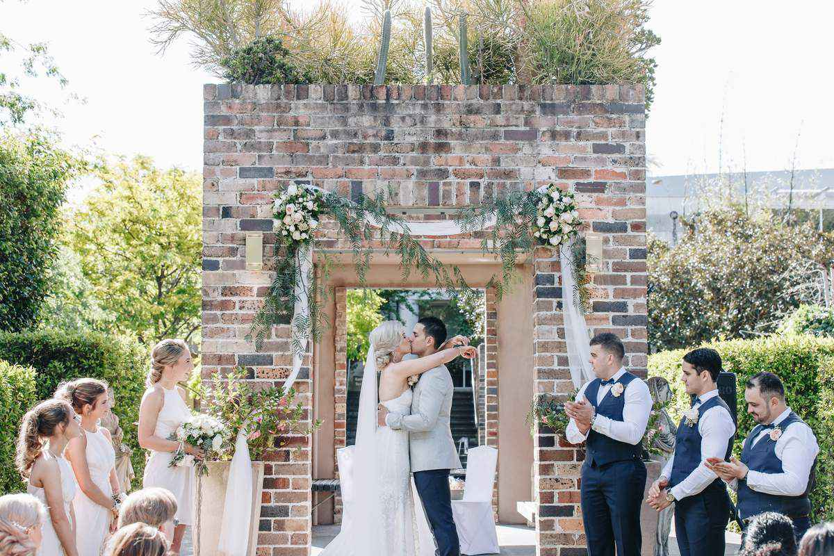 Unique Weddings at Gardens