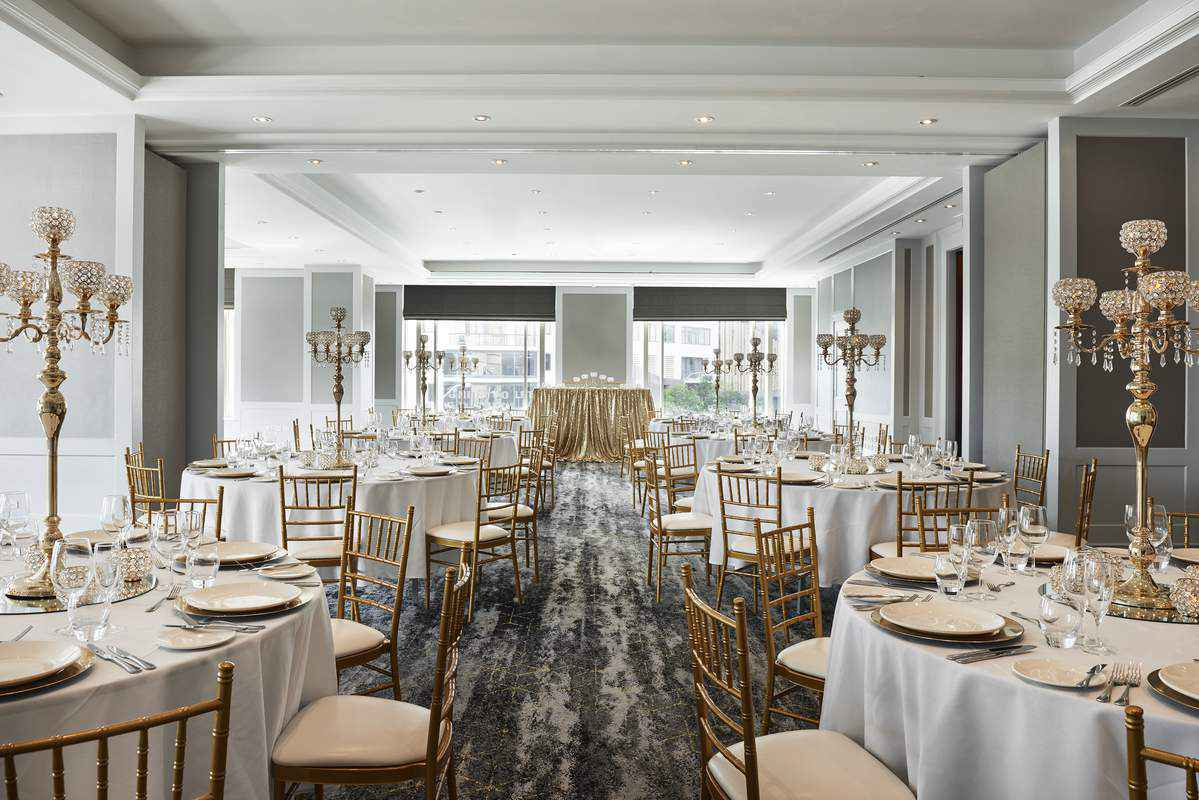 Brisbane Marriott Wedding Venue Queensland
