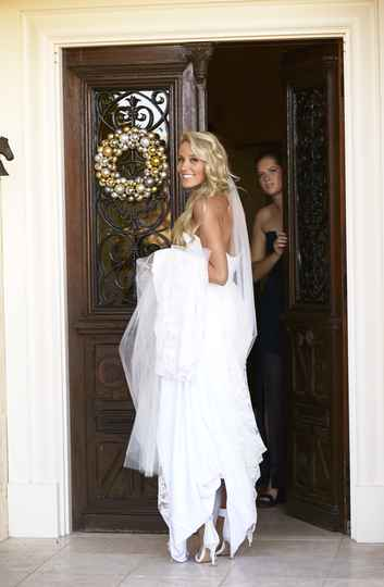 Brooke's Wedding Photo at Private Residence