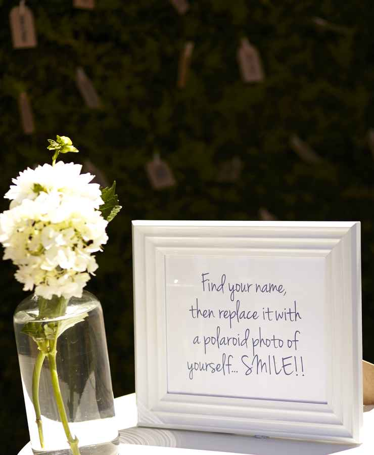 Photo Frame - Trent and Brooke's Wedding at Private Residence