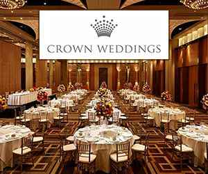 Crown Weddings Melbourne