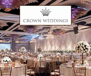 Crown Weddings Perth