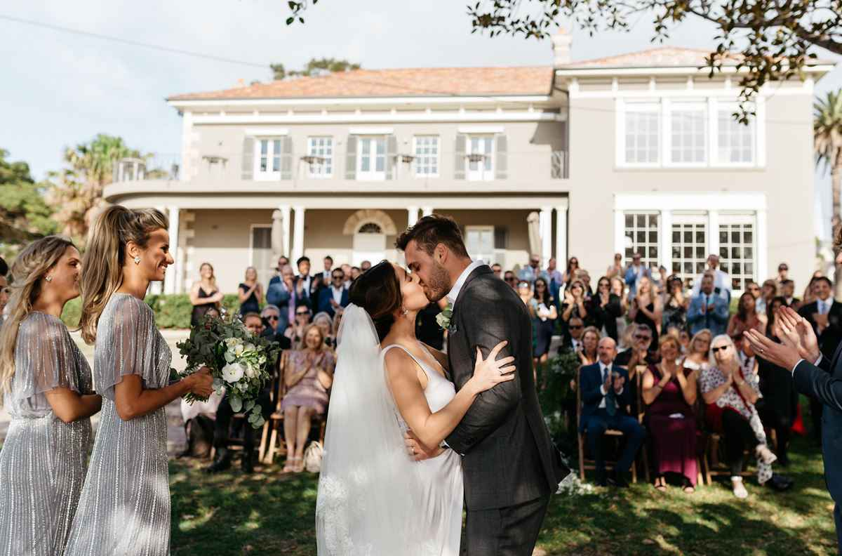 Unique Weddings at Dunbar House