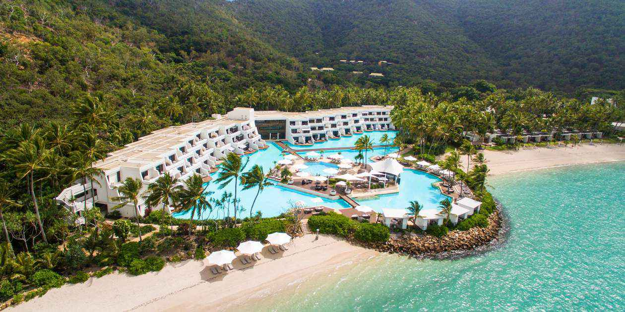 Hayman Island Resort Weddings in Queensland