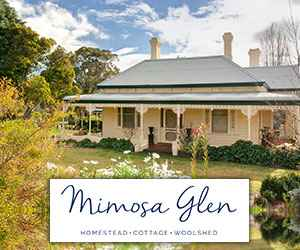 Mimosa Glen Homestead Cottage Woolshed