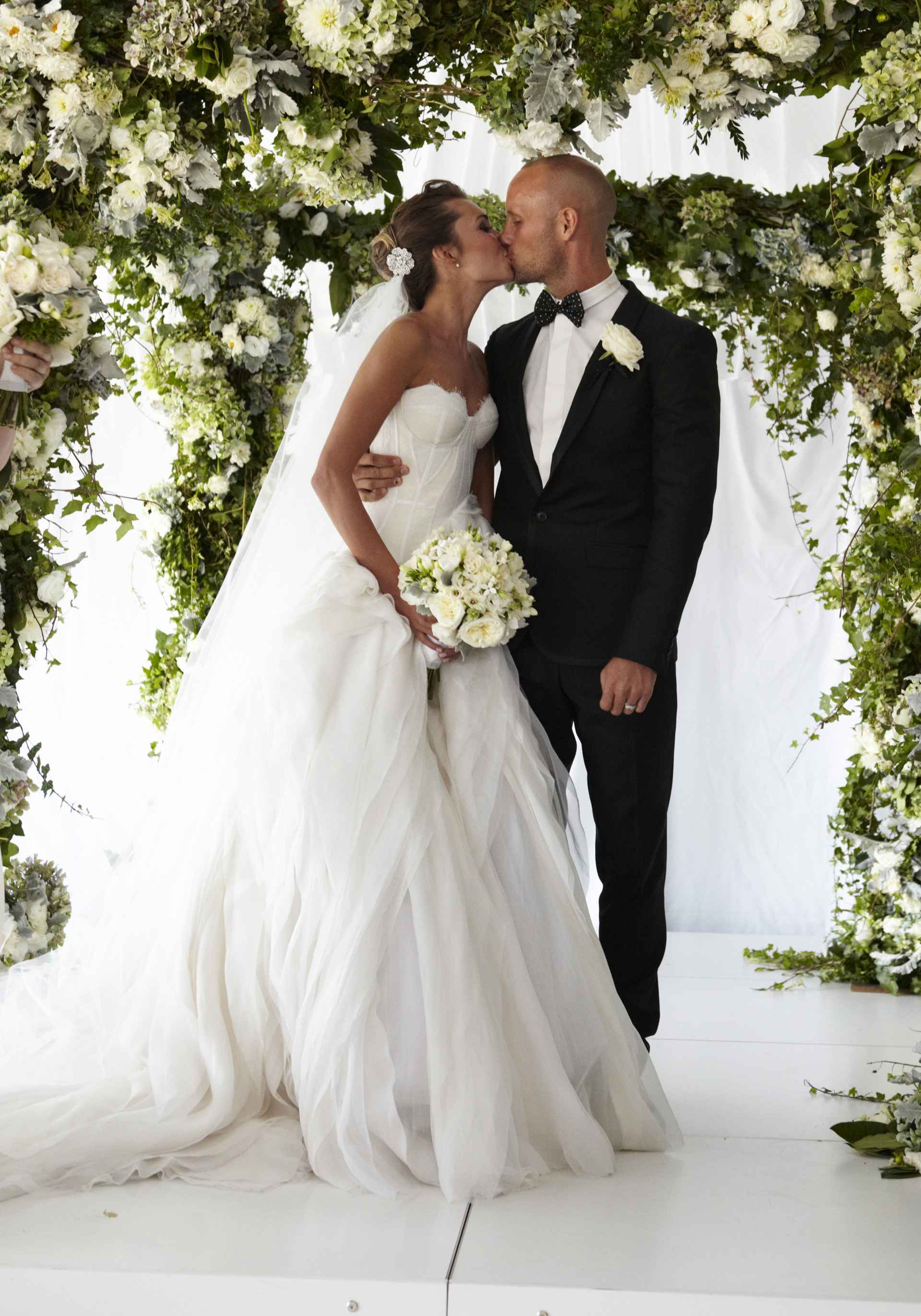 Rozalia and Nick\'s wedding at Luminare