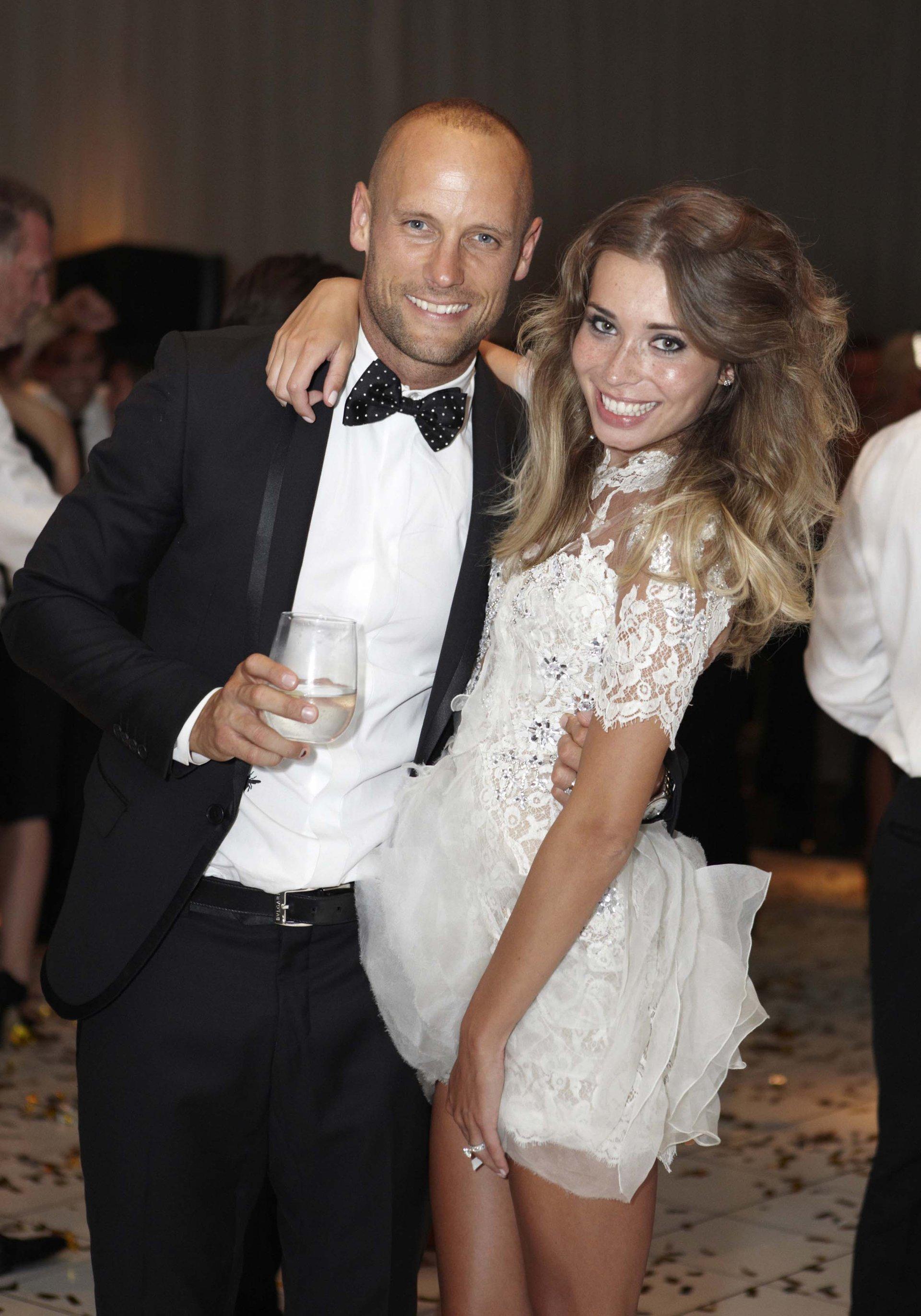 Rozalia And Nicks Wedding At Luminare
