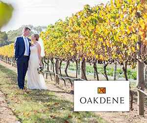 Oakdene Vineyards Weddings