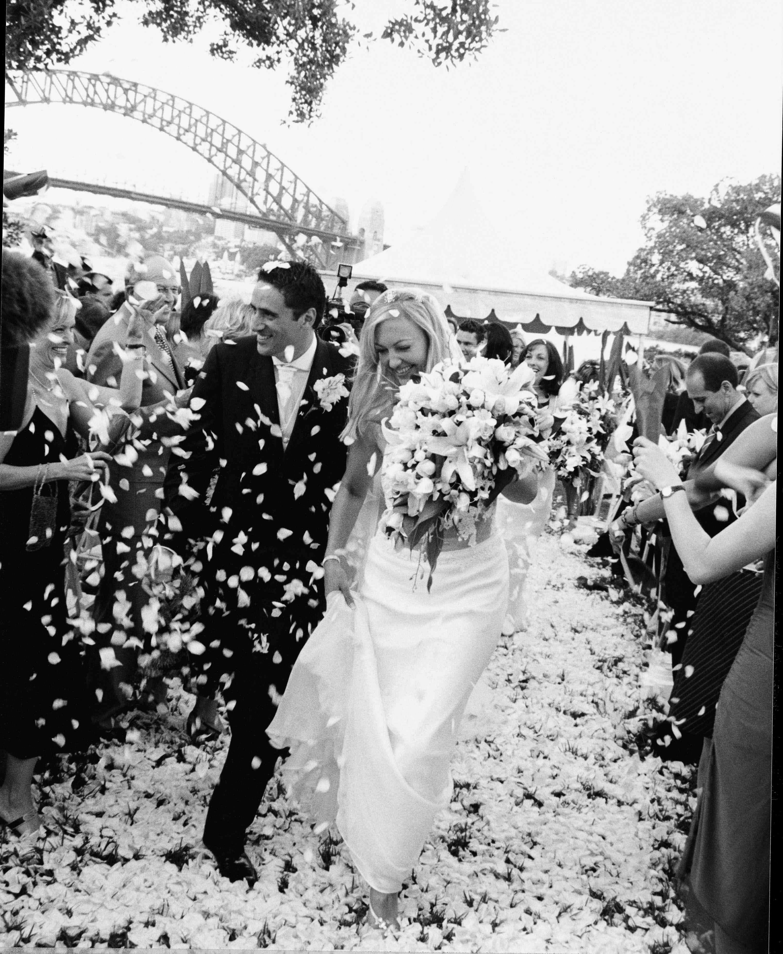 Priscilla And David's Wedding At Bennelong Lawn, Royal